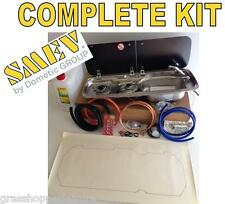 SMEV 9222 RH COMBINATION KIT - HOSES + PUMP + TAP + GAS FITTINGS + JERRY (B)