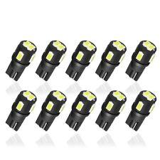 LED Car Bulbs 3030 Chip 194 168 Instrument Interior Door Lighting 12V 5W 6000K