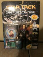 Star Trek Deep Space Nine Q Action Figure NIP Playmates