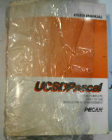 UCSD Pascal Development System by Pecan Software Systems 1985. Complete. For IBM