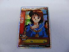 Yu Yu Hakusho Tcg Ccg School Girl Outfit Card gm477