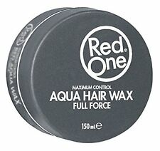 RedOne Aqua Wax Full Force Gel-Wax grau 3 x 150 ml