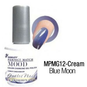 UPDATED 2018 LeChat Perfect Match MOOD 1-60 Color Changing Gel Polish Collection