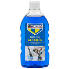 Brush Cleaner Paint or Roller Brushes Decorating Tools Bartoline 500ml
