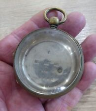 QUALITY ANTIQUE FUSEE VERGE POCKET WATCH CASE
