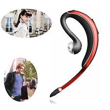 Wireless Bluetooth Headset HD Stereo Headphone Earbuds for iPhone Samsung LG HTC