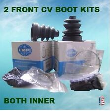 2 INNER ATV CV Boot Kit 2371 FIT 2000-2006 HONDA TRX 350 RANCHER