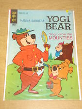 YOGI BEAR #22 VG (4.0) GOLD KEY COMICS HANNA BARBERA OCTOBER 1965