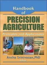Handbook of Precision Agriculture. CRC Press. 2008., , SRINIVASAN, ANCHA., Very