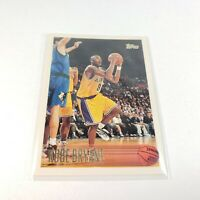 Kobe Bryant Rookie RC Card 1996-97 Topps #138 Lakers! Great Condition See Photos