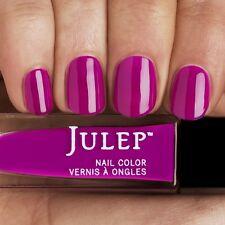 NEW! Julep nail polish in CONNIE Nail Vernis ~ Hot magenta plum crème