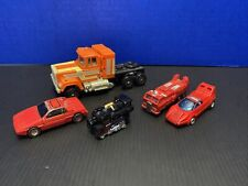 1984 Bandai Gobots Vintage Staks Loco Sparky Figure Lot Of 5 Parts