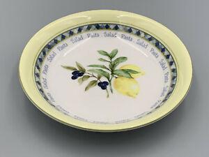 "Royal Doulton Carmina - 9,1/4"" Pasta Bowl."