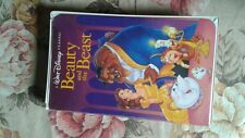 Beauty and the Beast-Walt Disney (Black Diamond Classic) Classic VHS 1992