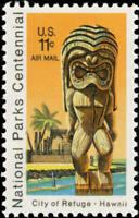 Scott#: C84 - City of Refuge, Hawaii Single Stamp MNH OG + Free Shipping