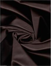 2 Yds Ultrafabrics Upholstery Fabric Brisa Faux Leather Truffle Brown 3913 Nz11
