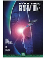 DVD STAR TREK GENERATIONS OCCASION