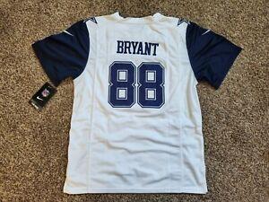 Dez Bryant #88 Dallas Cowboys Color RUSH Jersey YOUTH Medium