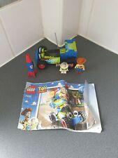 Lego 7590 Disney Juguete Historia Woody y Buzz al rescate 100% Completo
