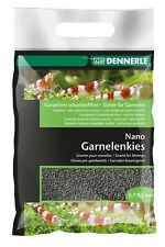 Dennerle Nano Garnelenkies Sulawesi schwarz 2kg