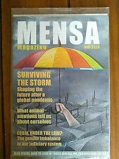 Magazine Mensa, issue May 2020 New in Packaging