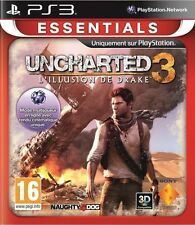 UNCHARTED 3                  -----   pour PS3  // EE-PN