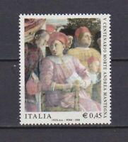 s17193) ITALIA MNH** 2006 Andrea Mantegna 1v