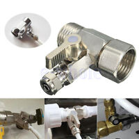 RO Feed Water Adapter 1/2''-1/4'' Ball Valve Faucet Tap Feed Reverse Osmosis TW