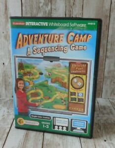 Lakeshore iLakeshore Interactive Whiteboard Software Adventure Camp Sequencing