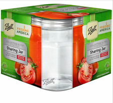 Ball(R) Regular Mouth Sharing Jars 4 Per Package-Pint, 16oz