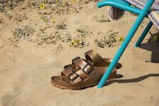 Birkenstock Arizona Copper EVA Damen Badesandale Sommer Strand Fußbett schmal