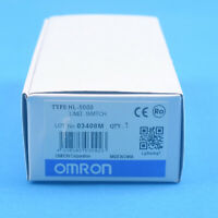 1pc new Omron limit travel switch HL-5000 fast delivery