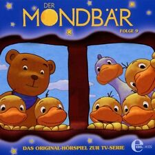 CD * DER MONDBÄR 9 - HÖRSPIEL ZUR TV-SERIE  # NEU OVP &