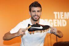 Nike Tiempo Legend IV Elite FG Soccer Cleats Men's  Size 12 UK 11 Pique Barca