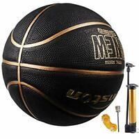 Senston Basketball Size 7 with Pump, Children Kids Youth Basket Ball Game