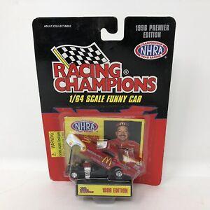 Cruz Pedregon Racing Champions NHRA Funny Car 1996 Premier Edition Mcdonalds