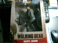 2015The Walking Dead Daryl Dixon Survivor Edition Deluxe Action Figure McFarlane