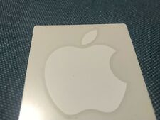 Autocollant APPLE Sticker original adhésif 5cm x 6cm Iphone Macbook Iwatch