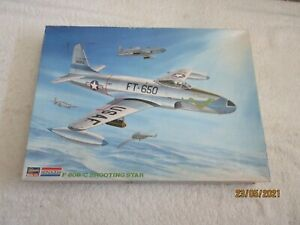 Hasegawa 1/48 F-80B/C Shooting Star model kit