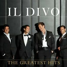 IL Divo (Il) ~ Greatest Hits ~ NEW CD Album ~ Very Best of