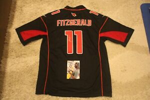 Larry Fitzgerald Signed Jersey