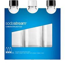 SodaStream 2260525 Bottiglie per gasare, confezione da 3 x 1 Litro (E2s)