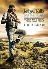 Jethro Tull's Ian An - Thick As a Brick Live in Iceland [New DVD]