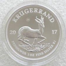 2017 1oz (999) Silver Krugerrand - 50th Anniversary Privy Mark 1 Rand Coin