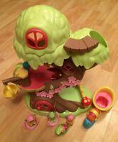 ELC Happyland Forest Fairy Tree House Play Set Bundle Figures Sounds Elf