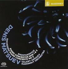 Shostakovich: Piano Concertos Nos. 1 & 2 - Denis Matsuev Orchestre Du (NEW SACD)