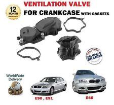 FOR BMW 318D 320D M47N M47N2 2001-  NEW ENGINE BLOCK BREATHER VENTILATION VALVE
