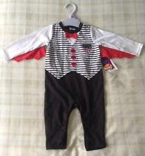 Baby Boys Halloween Dracula/Vampire Babygrow Fancy Dress/Costume ~ 3-6 Mths ~New