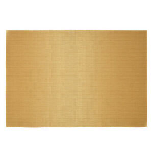 Gold TABLE PLACEMAT, Rectangular Dinner Serving Kitchen Placemat,18x12