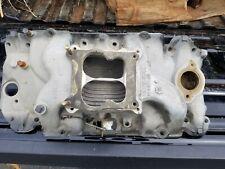 BBC GM Marine Aluminum Intake Manifold w/ Brass Lining #6269318 Chevy 454, 502